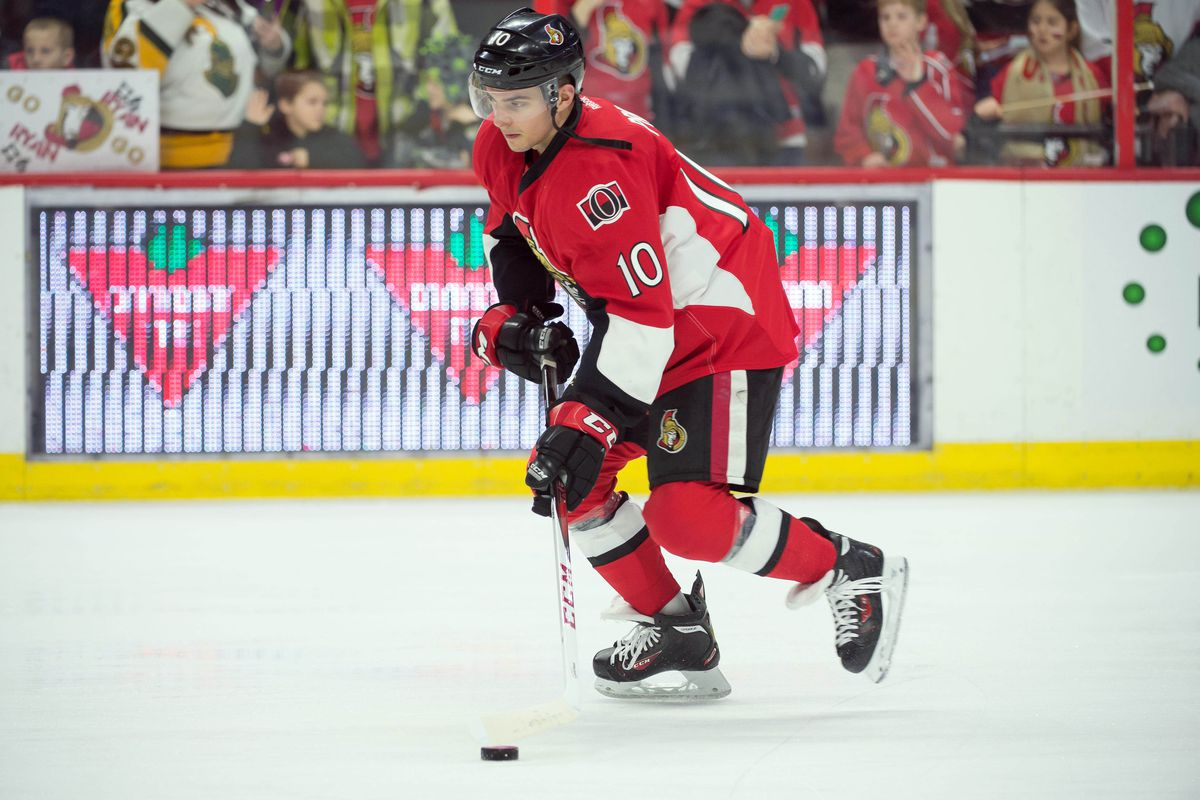 Shane Prince with a big weekend for the BSens