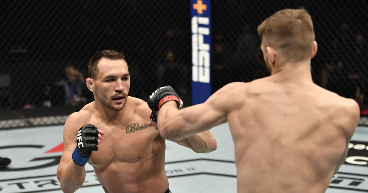Michael Chandler now eyes Dustin Poirier for UFC title, hopes 'bored' Khabib Nurmagomedov returns