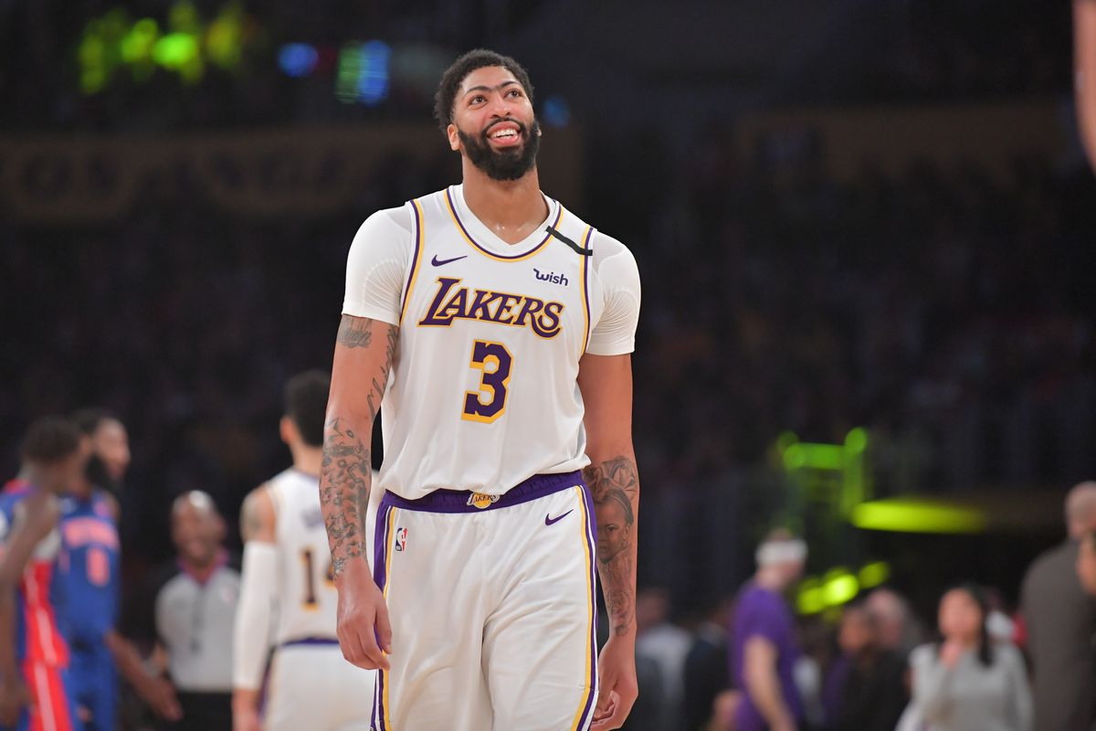 Lakers Rumors Anthony Davis Declines Extension Will Enter