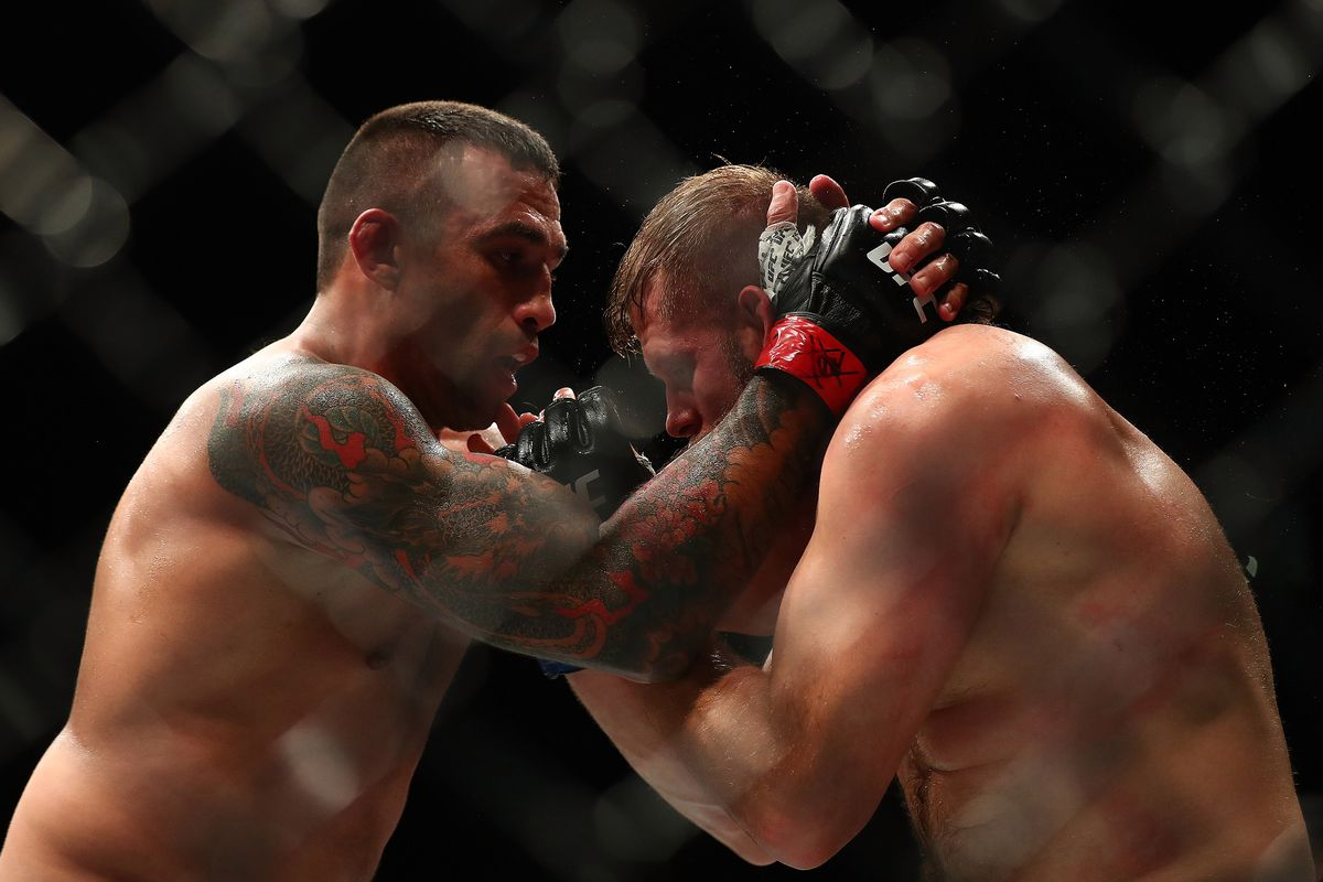 MMA: UFC Fight Night-Sydney-Werdum vs Tybura