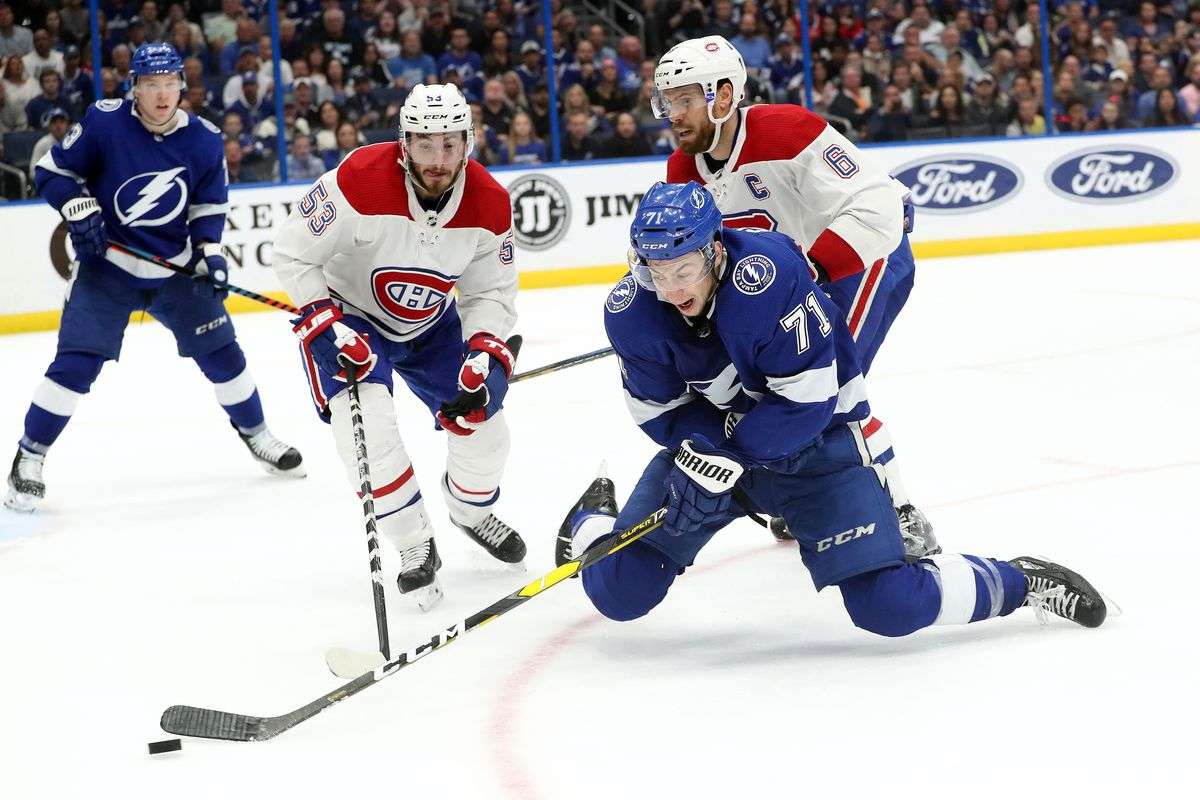 c2fcca11 Canadiens @ Lightning: Start time, Tale of the Tape, and how to ...