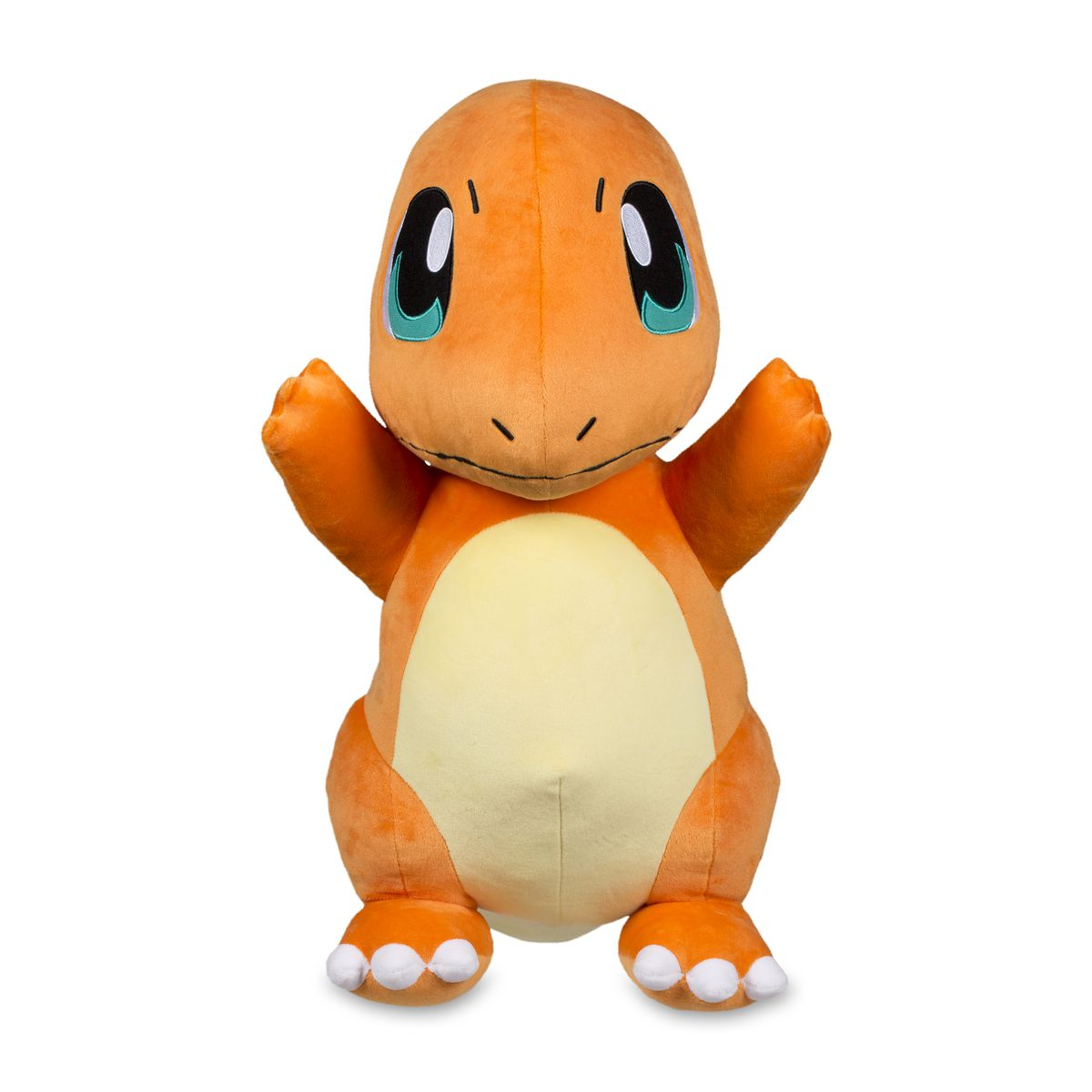 Jumbo Charmander Pokémon plush