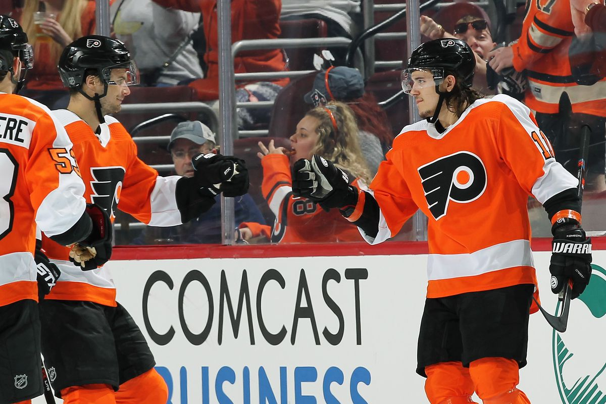 online store e1e1b ed128 What the Flyers opening day lineup could look like if Travis ...