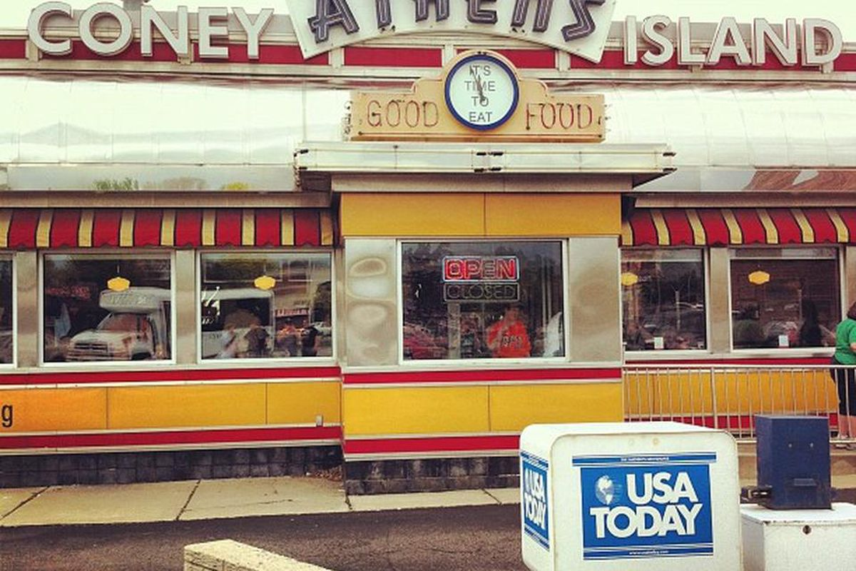 Athens Coney Island Sold