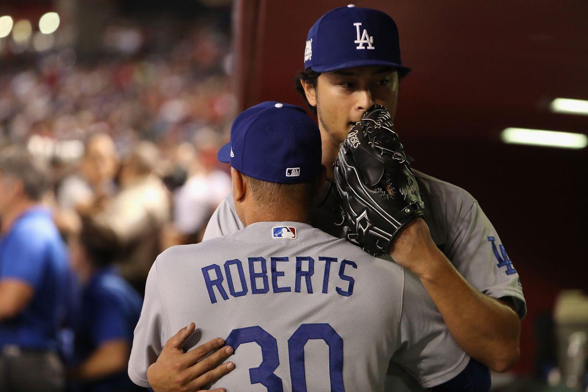 Divisional Series - Los Angeles Dodgers v Arizona Diamondbacks - Game Three