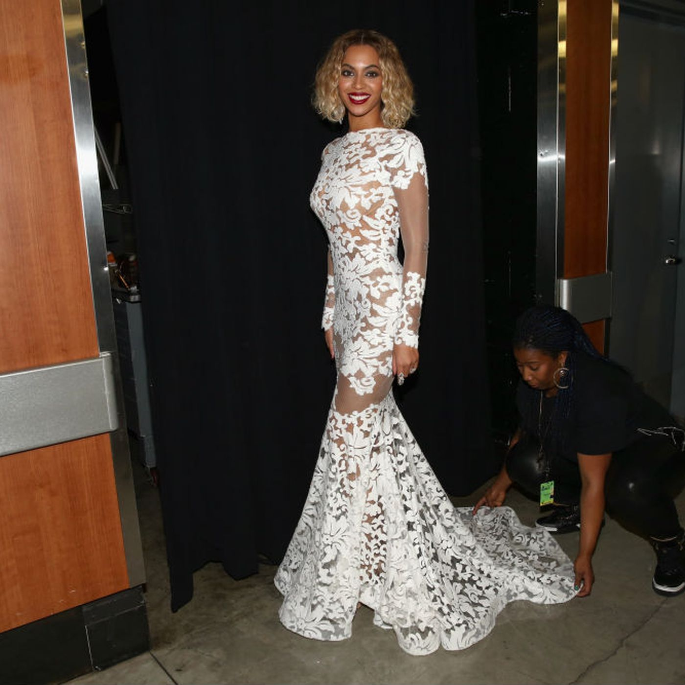 Beyonce S Dress Designer Reveals She S Tiny World Freaks Racked