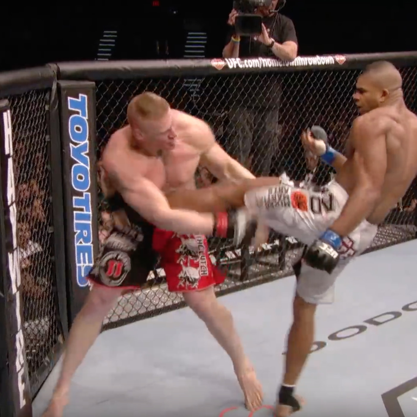 Alistair Overeem Vs Brock Lesnar Full Fight Video Mma