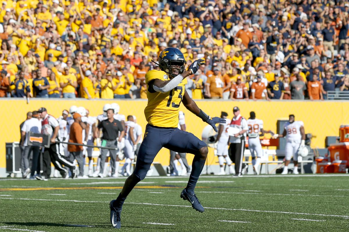 COLLEGE FOOTBALL: OCT 05 Texas at West Virginia