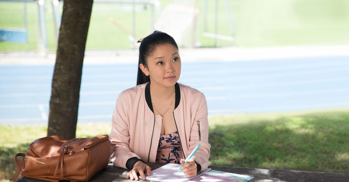 Image result for To All The Boys I've Loved Before movie