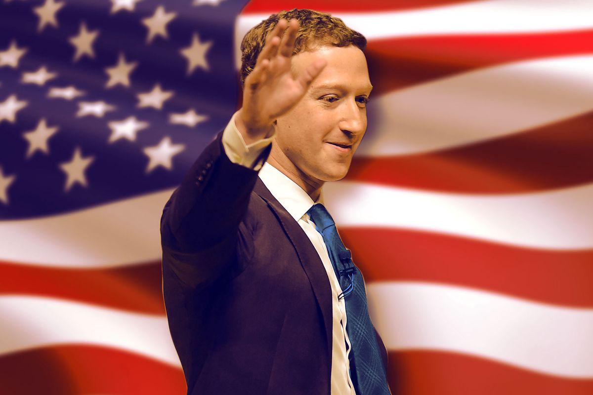 Image result for mark zuckerberg 2020