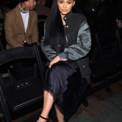 2/13: At the Alexander Wang show. Photo: Jamie McCarthy/Getty Images