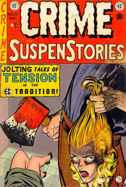 The Ridiculous History Of How American Paranoia Almost Ruined And Censored Comic Books Forever 4