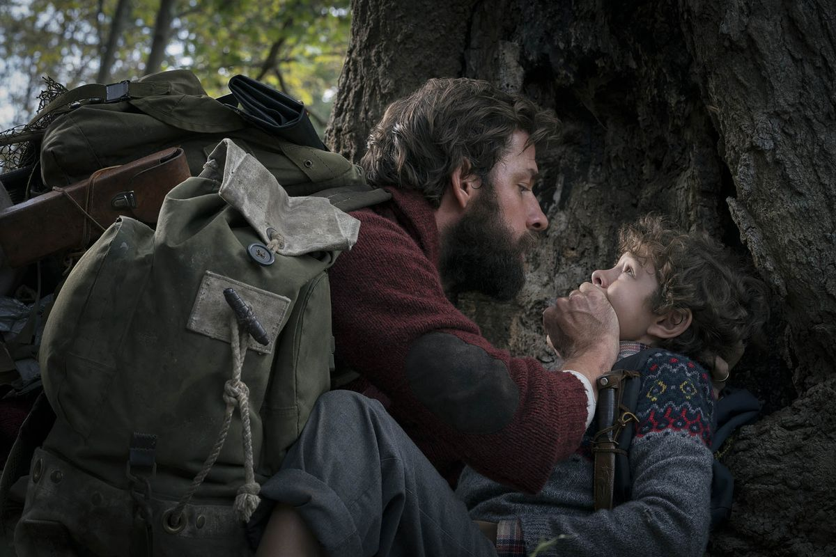 A Quiet Place Is A Creepy Horror Film Set In An Oppressively Silent