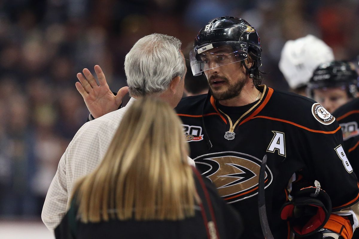 Teemu forever. And ever. And ever.