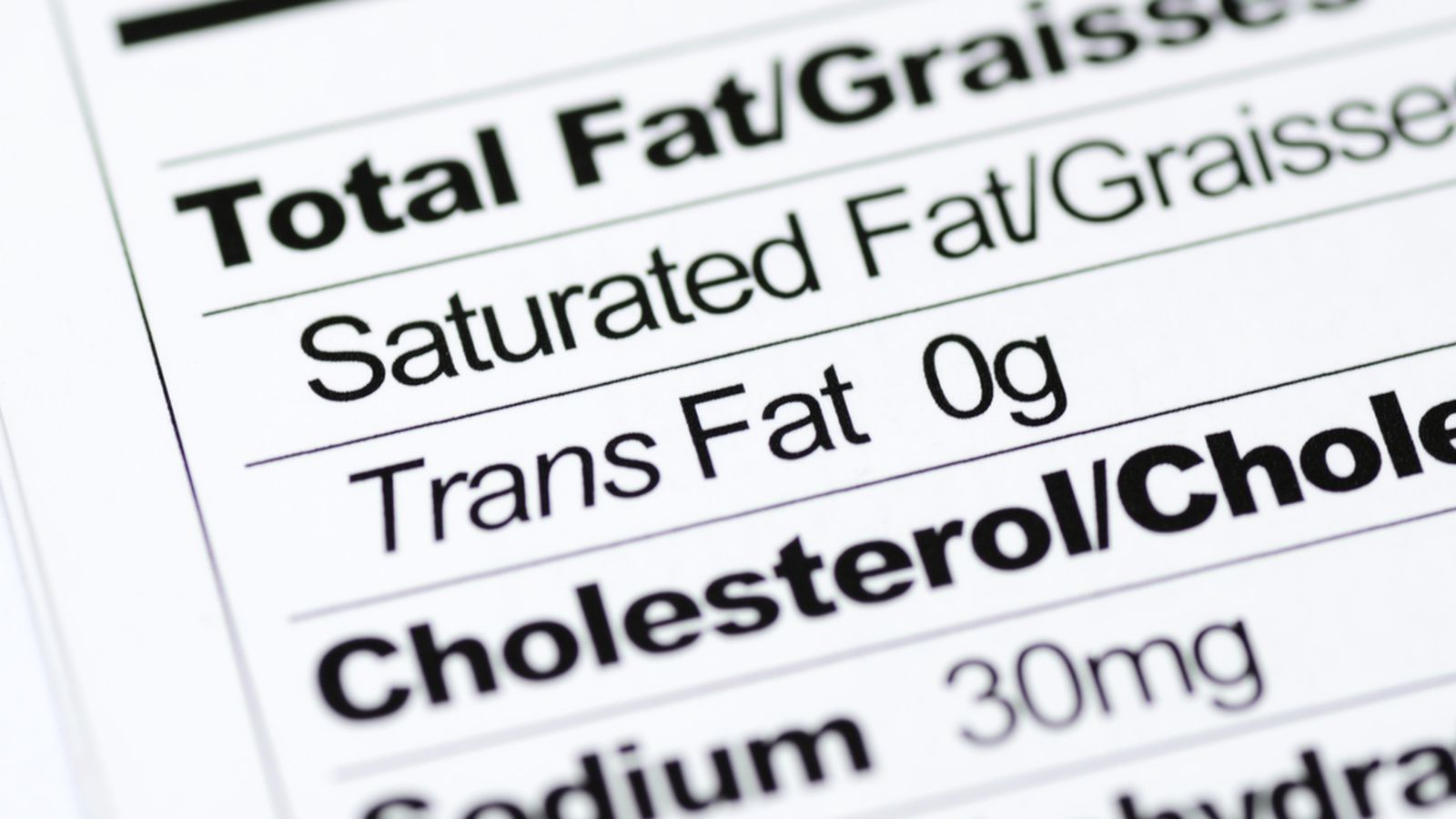 fda looks to permanently eliminate artificial trans fats
