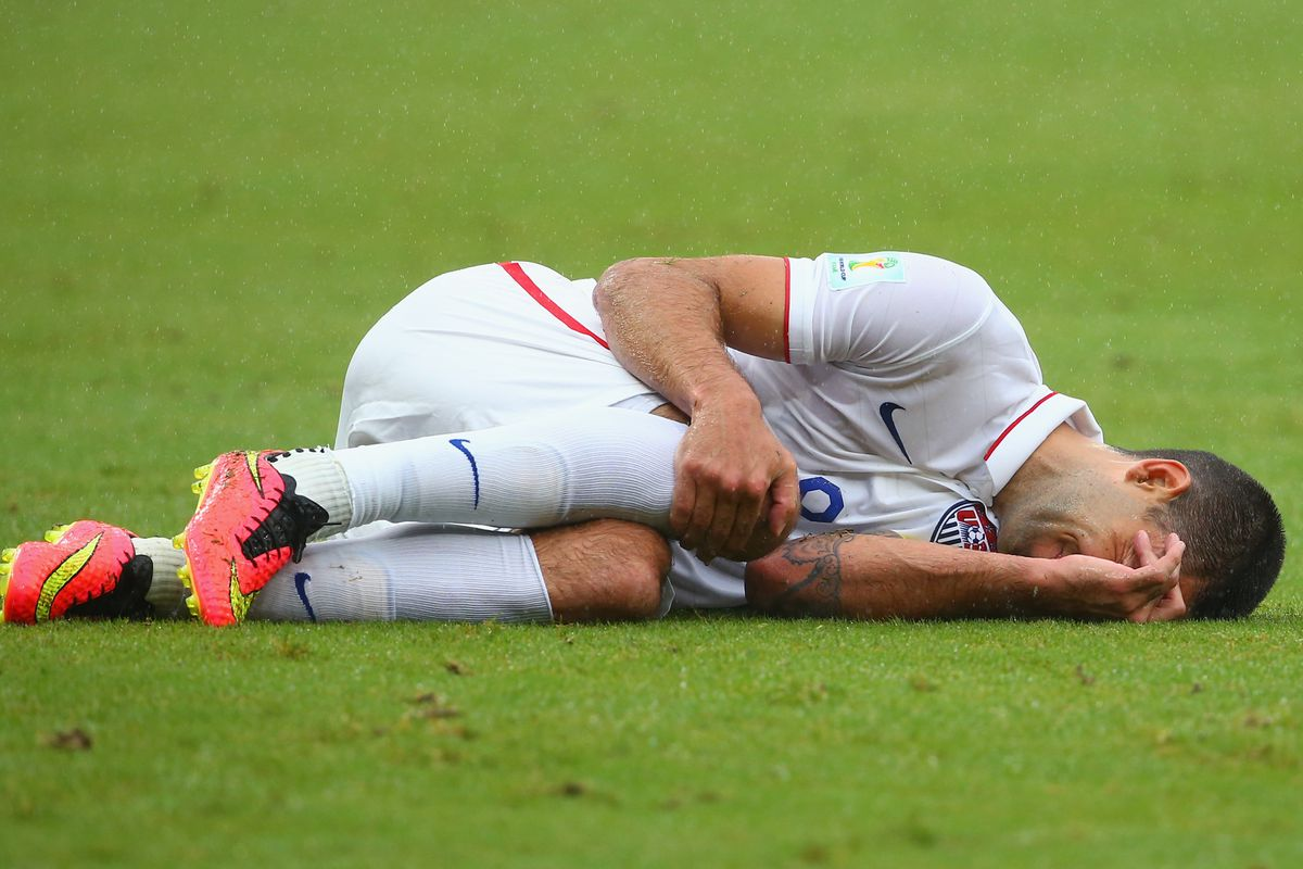 Because a sad Dempsey is a happy pdb