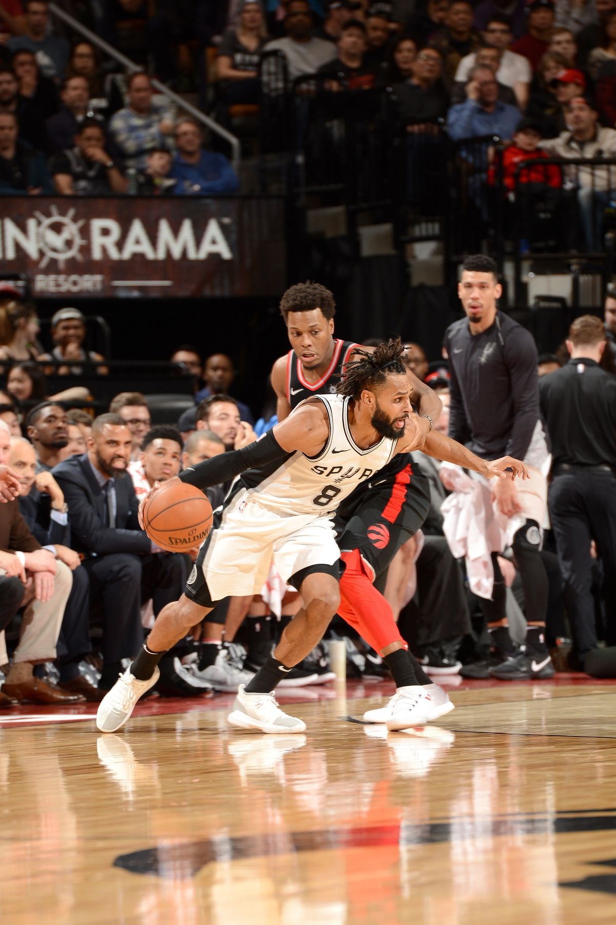 San Antonio Spurs v Toronto Raptors