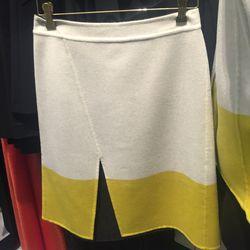 Narciso Rodriguez reversible skirt, $399 (originally $1,695)
