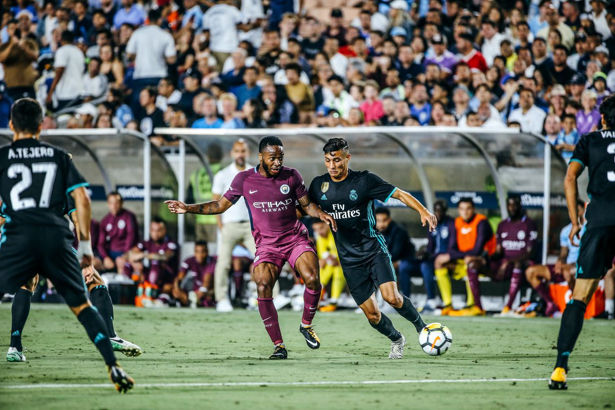 International Champions Cup 2017 - Manchester City v Real Madrid
