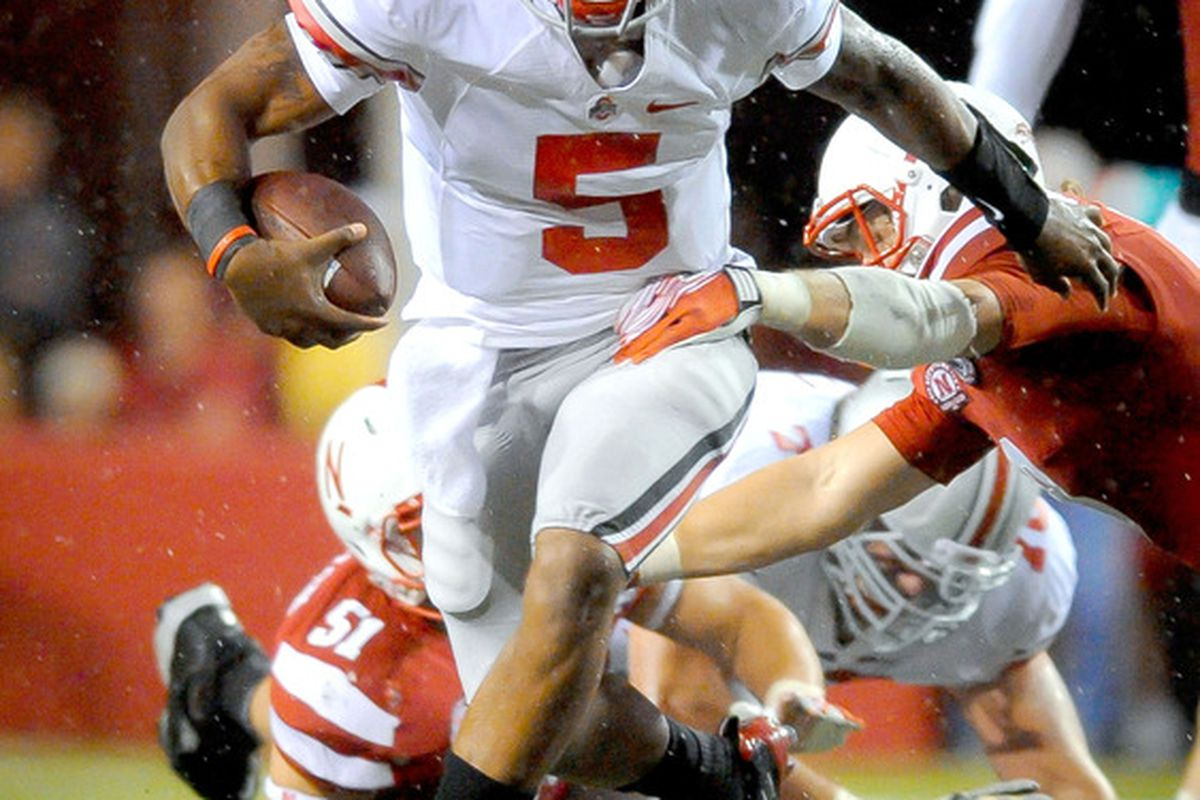 Braxton Miller and the Buckeyes seek revenge against the Cornhuskers underneath the stars again, this time in comfy confines of Columbus.