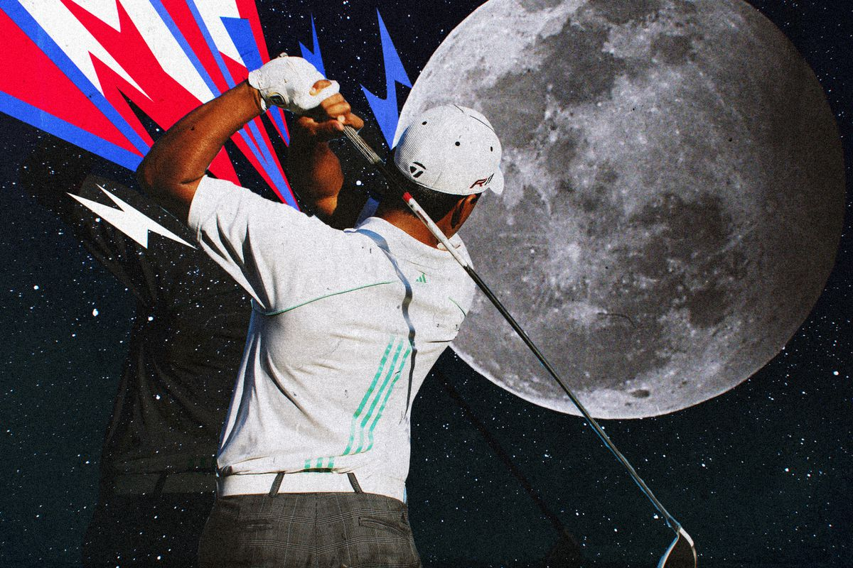 Alan Shepard once played MOON GOLF. Let's talk about it