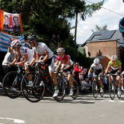 Armitstead and Moolman, neck and neck