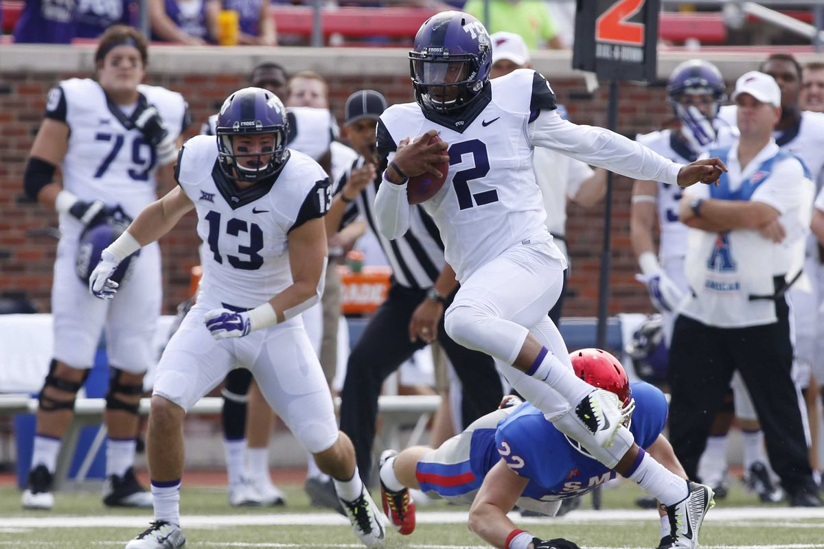 Boykin played a pretty decent game, all things considered.