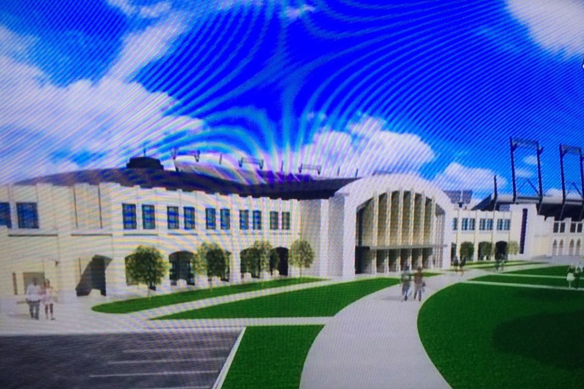 Daniel-Meyer Coliseum is set to receive a $59 million renovation.