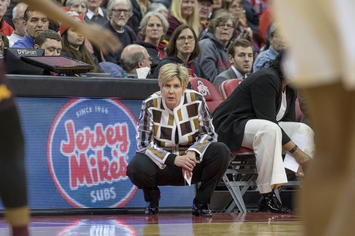 COLLEGE BASKETBALL: JAN 04 Women's - Minnesota at Ohio State