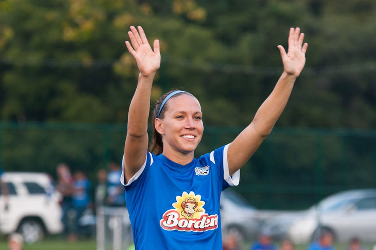 Lauren Holiday on the Pac-12 All Century team