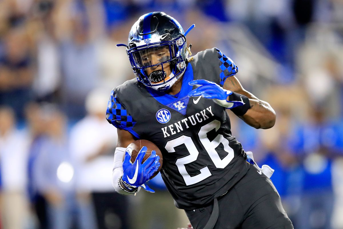 Meet Benny Snell Kentucky S Ultra Fun Rb Who S Fueling Uk S
