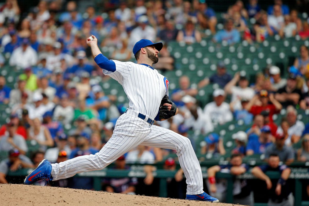 Cubs agree to minor-league deal with injury-plagued former closer Brandon Morrow