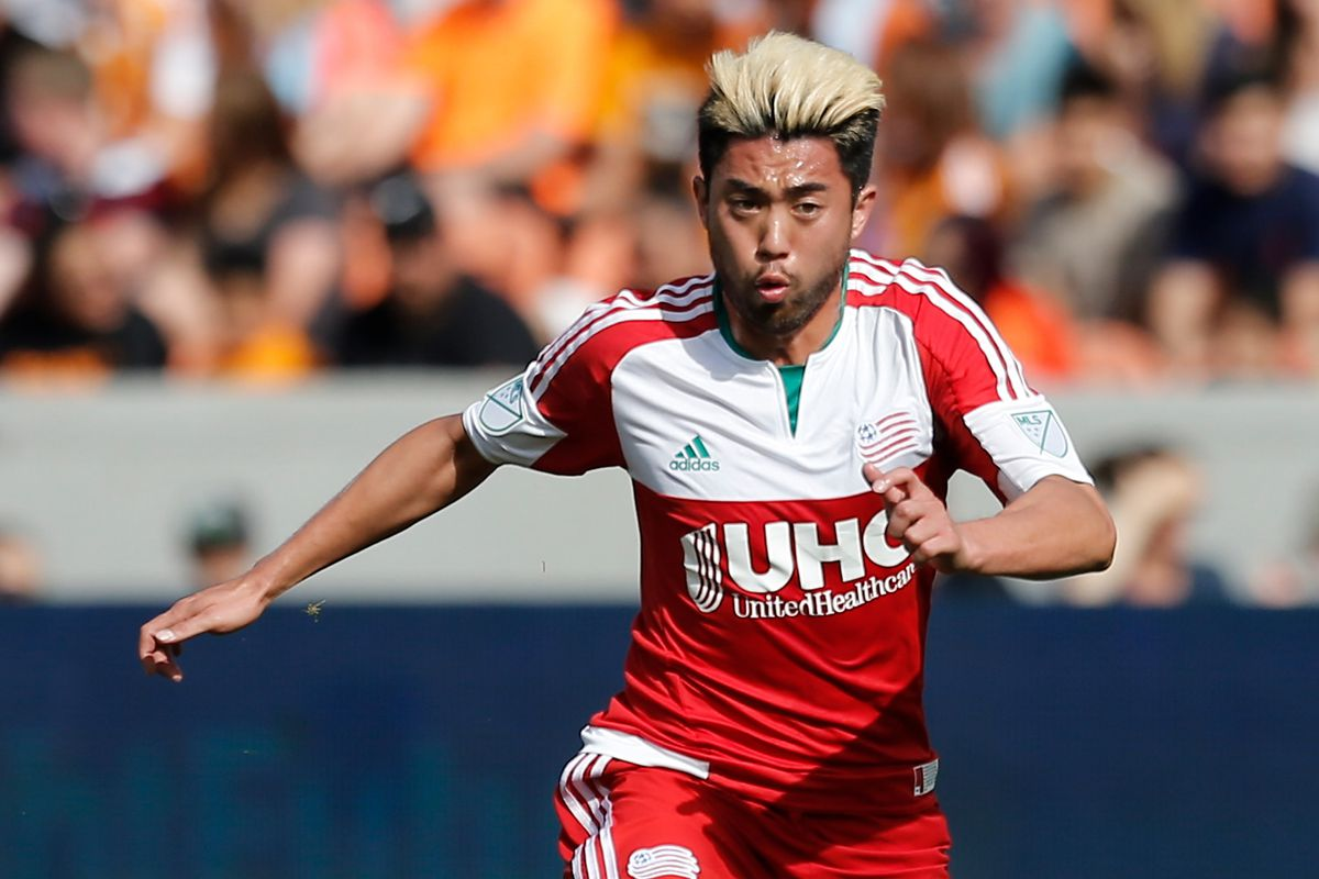 Lee Nguyen Signs New Contract With New England Revolution - The Bent Musket