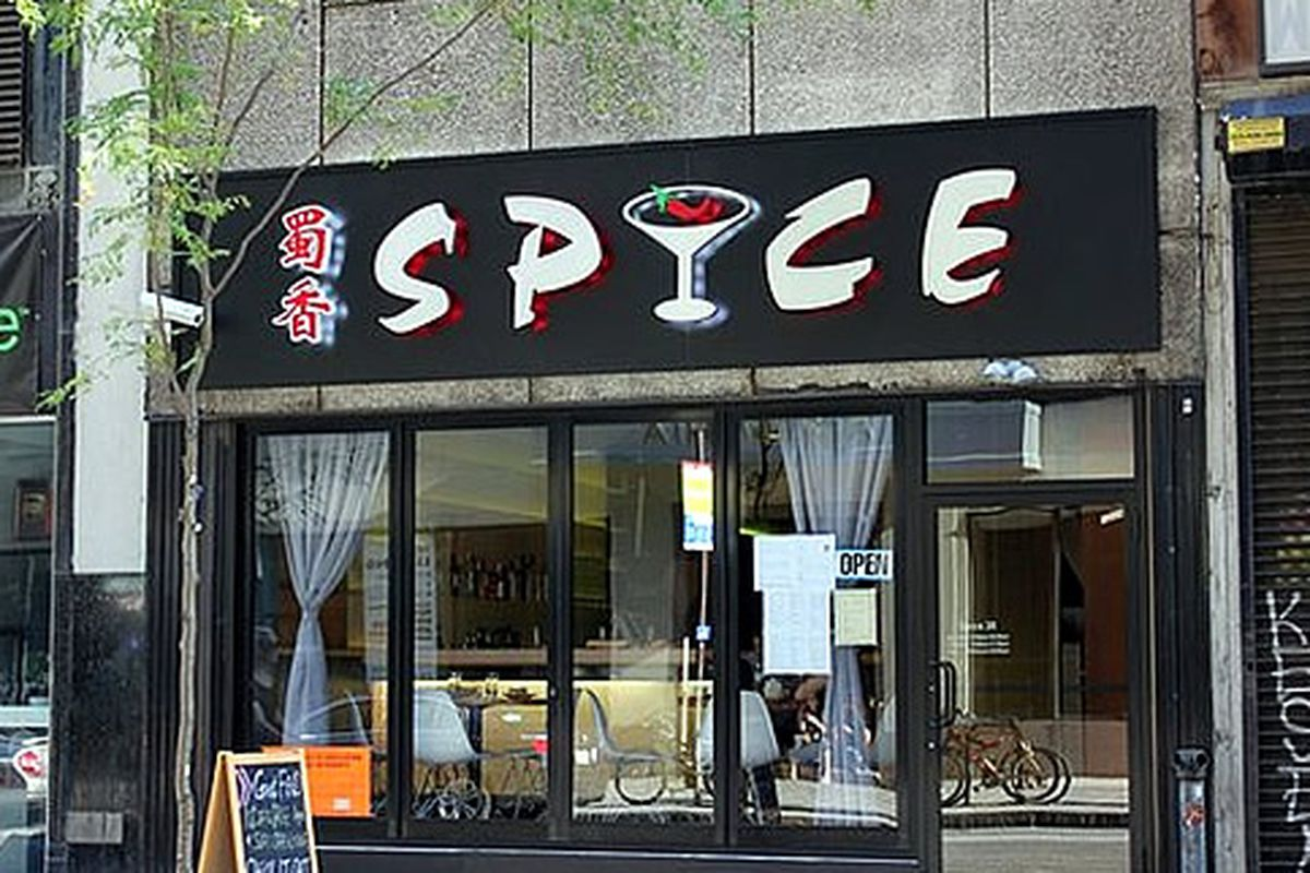 Spice 28 is open for business