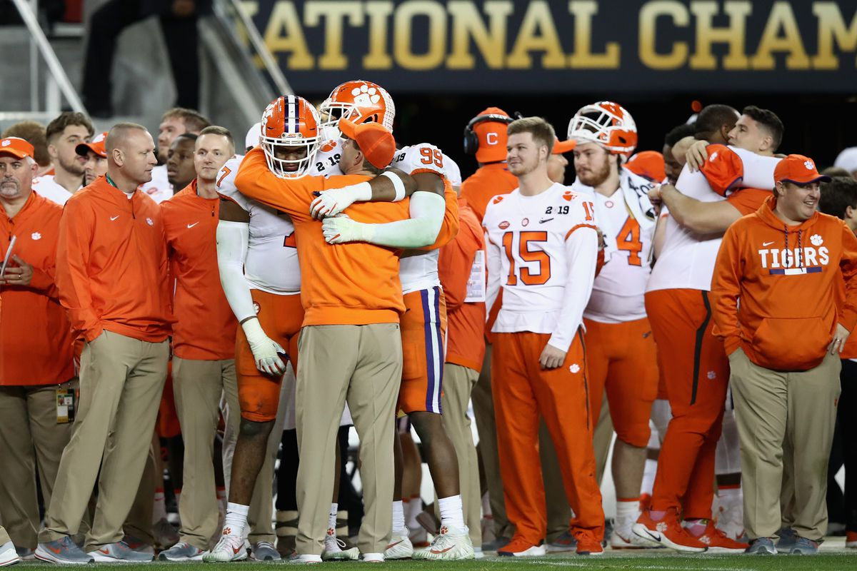 Media May Attack Coach Dabo Swinney, but He Will Remain ...