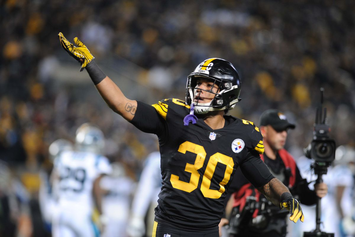ee9597bb9b5 James Conner headlines list of injury concerns for Steelers in Week 10  after he is evaluated for a concussion