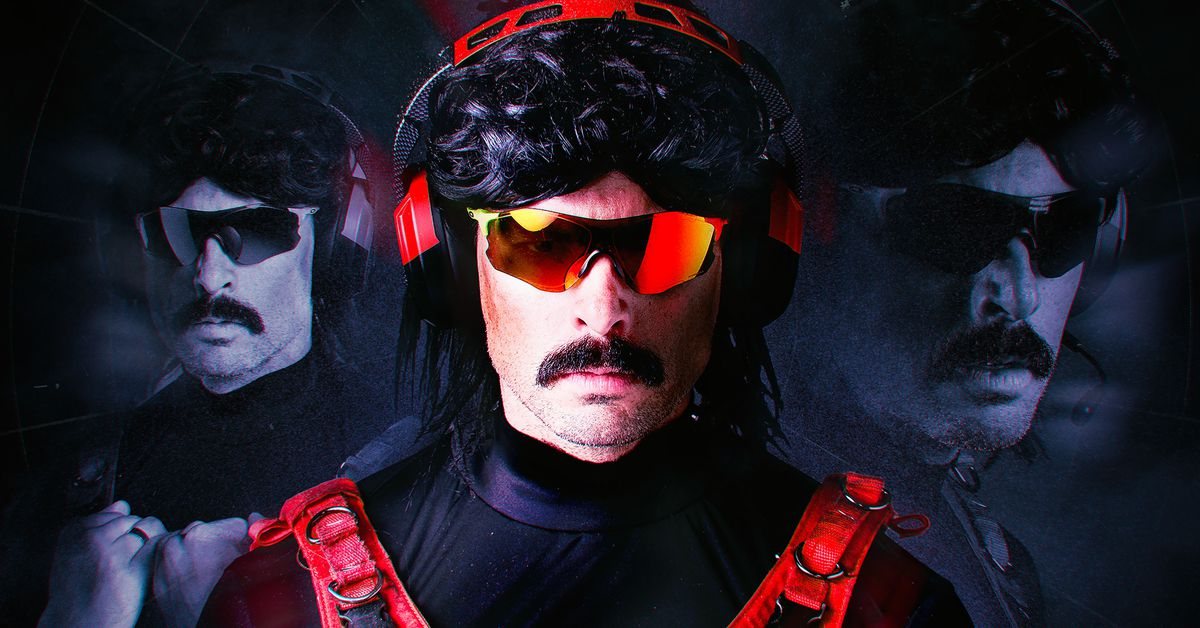 Dr Disrespect is the villain who could change the future of TV