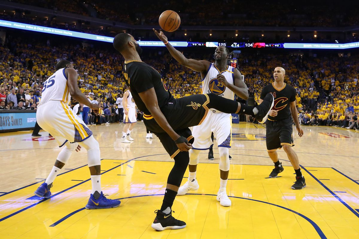 2017 NBA Finals Game 3: Open Thread - Sactown Royalty