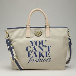 Coach's take on the bag