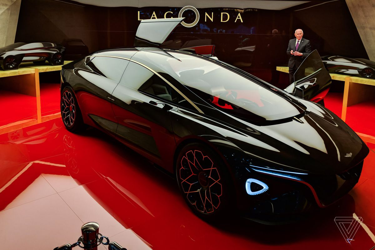 aston martin s lagonda concept car is breathtaking the verge. Black Bedroom Furniture Sets. Home Design Ideas