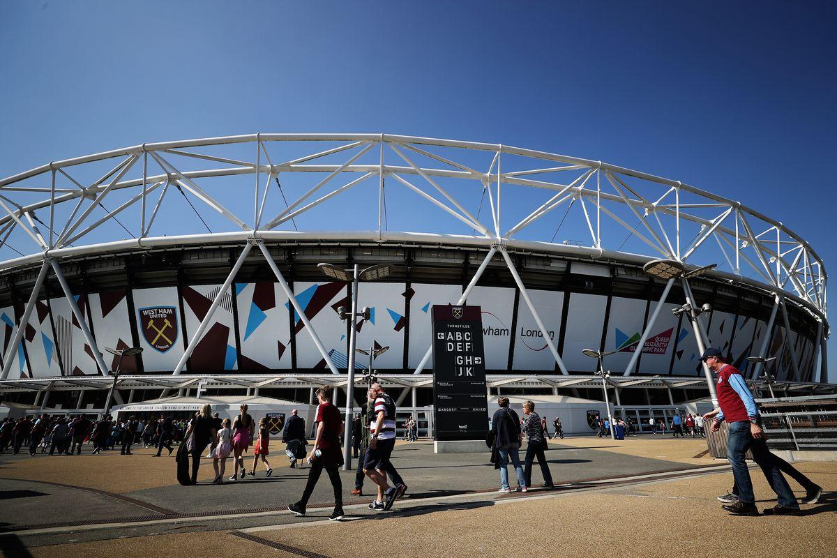 West Ham United v Swansea City - Premier League