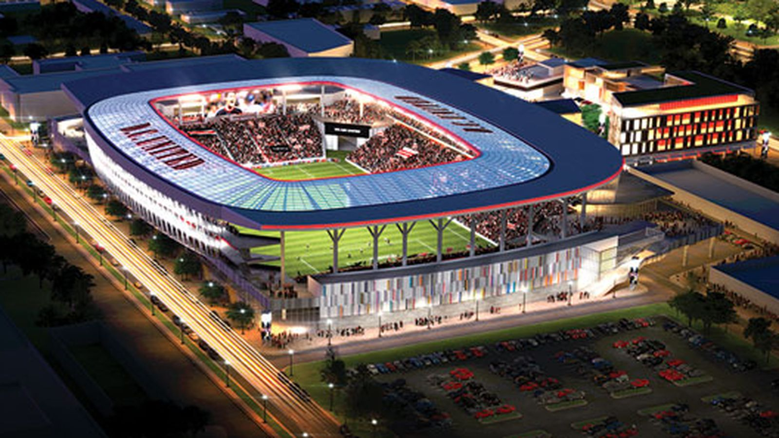 Six Insights From The Buzzard Point Dc United Stadium Open