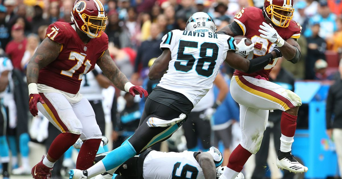 Carolina Panthers look to build off a good performance in Washington