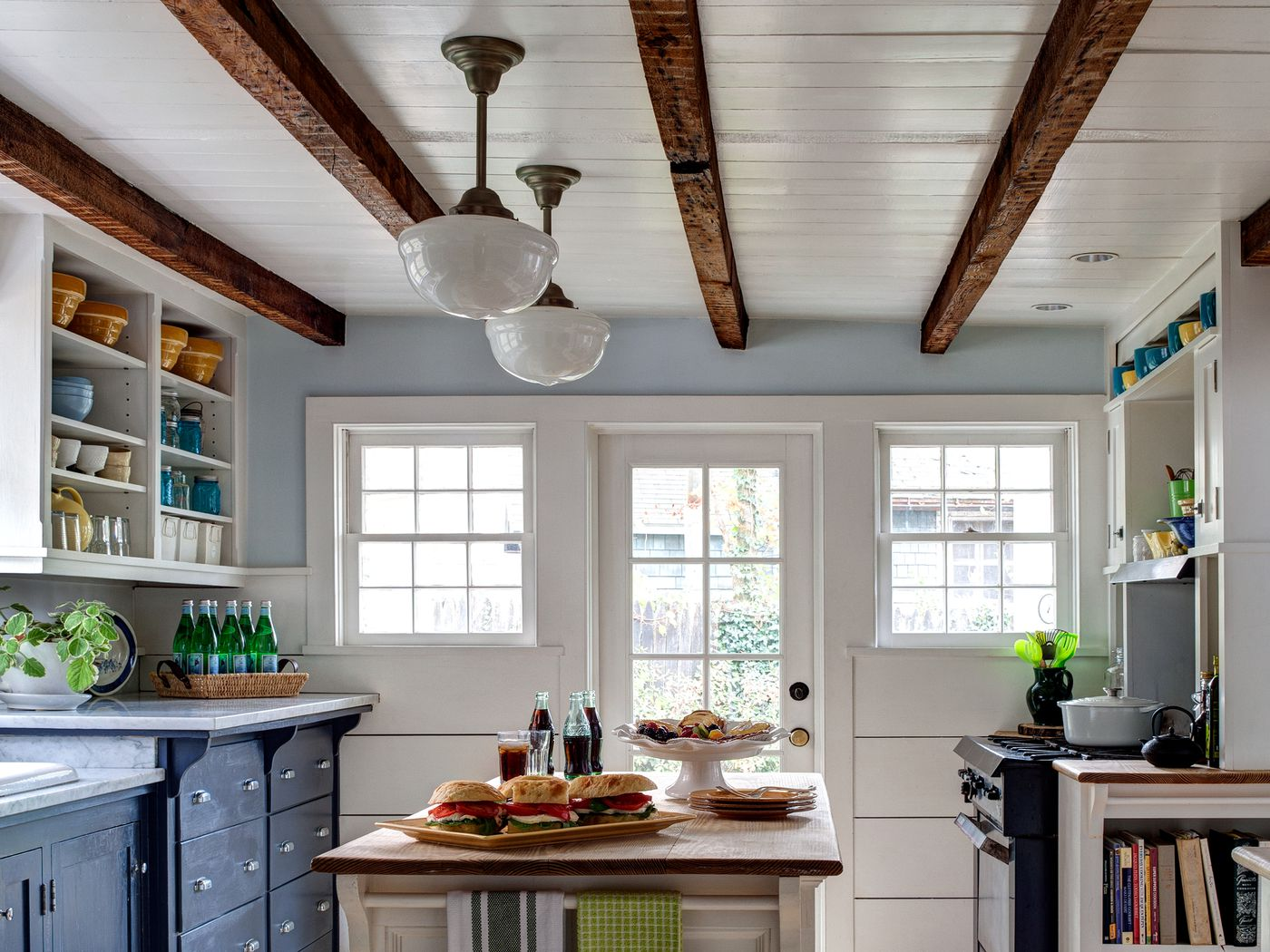 Image of: 5 Ideas For Faux Wood Beams This Old House