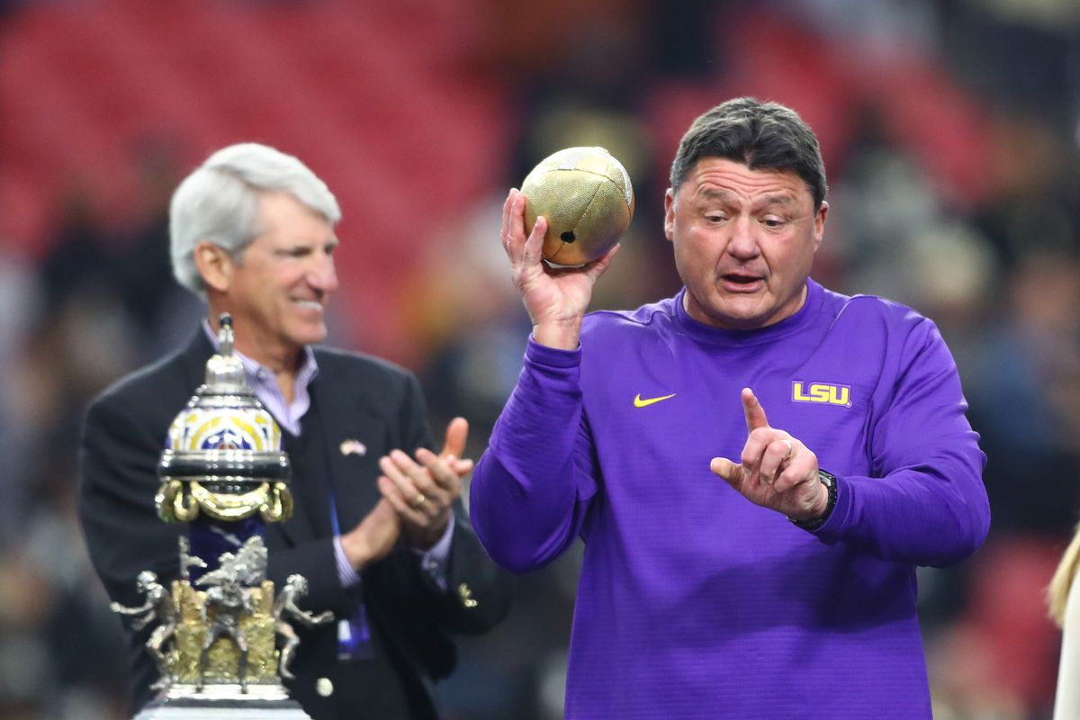 LSU Board to Vote on Contracts for Orgeron, Other Coaches - And The