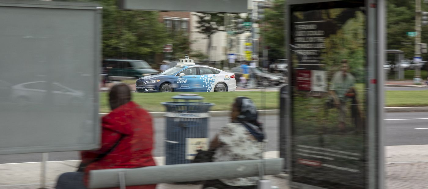 Ford will test self-driving cars in Washington, DC, with an