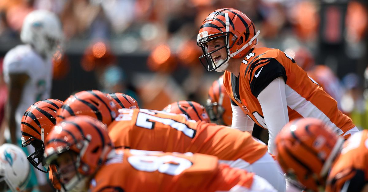 Bengals offensive line gets poor ranking through Week 6 from Pro Football Focus