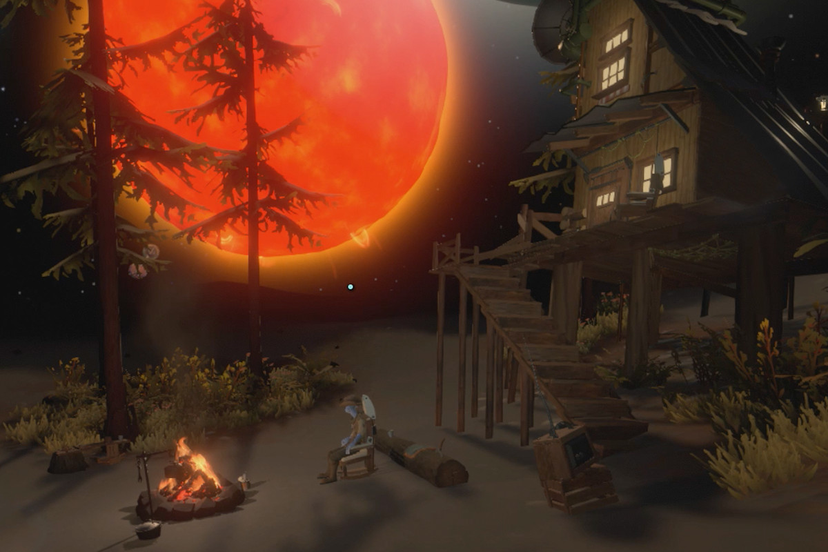 Outer Wilds guide to The Attlerock - Polygon