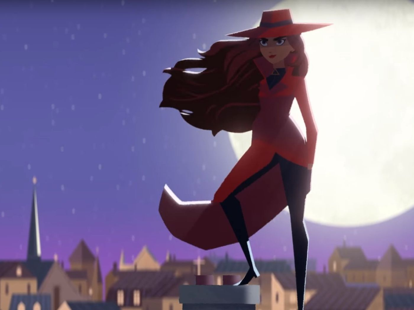 Carmen Sandiego Is Going To Crime School In Her New Netflix Animated Series Polygon