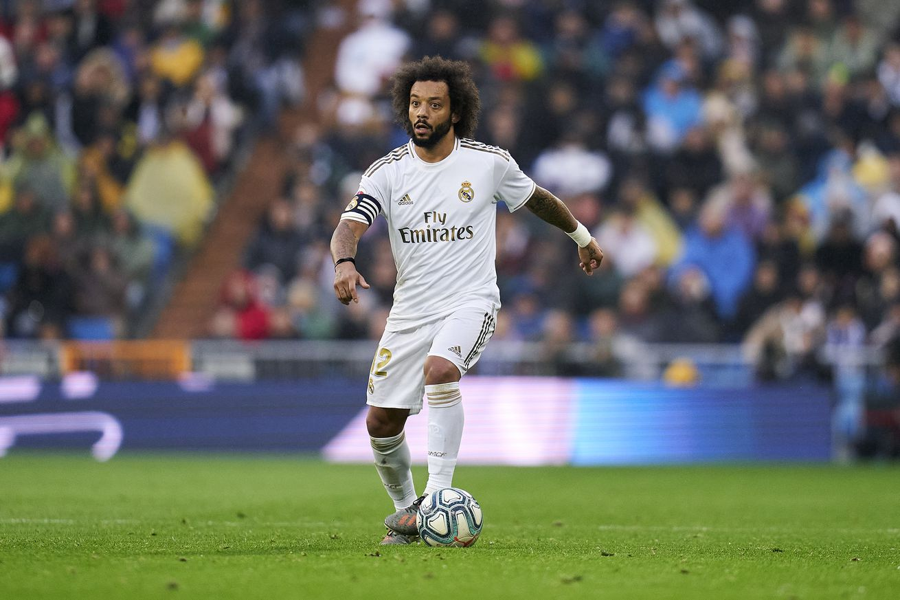 It?s time to talk about Marcelo